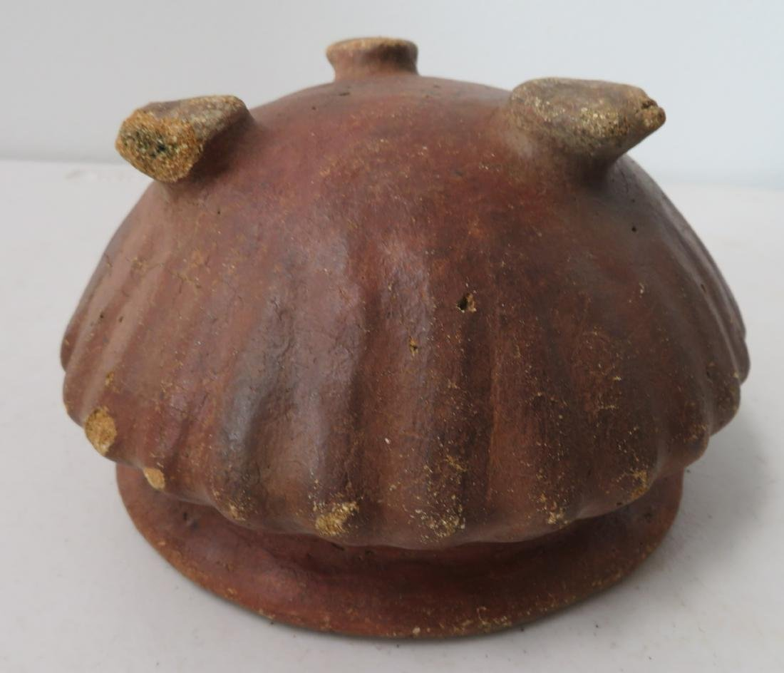 Footed Melon Pot - 5