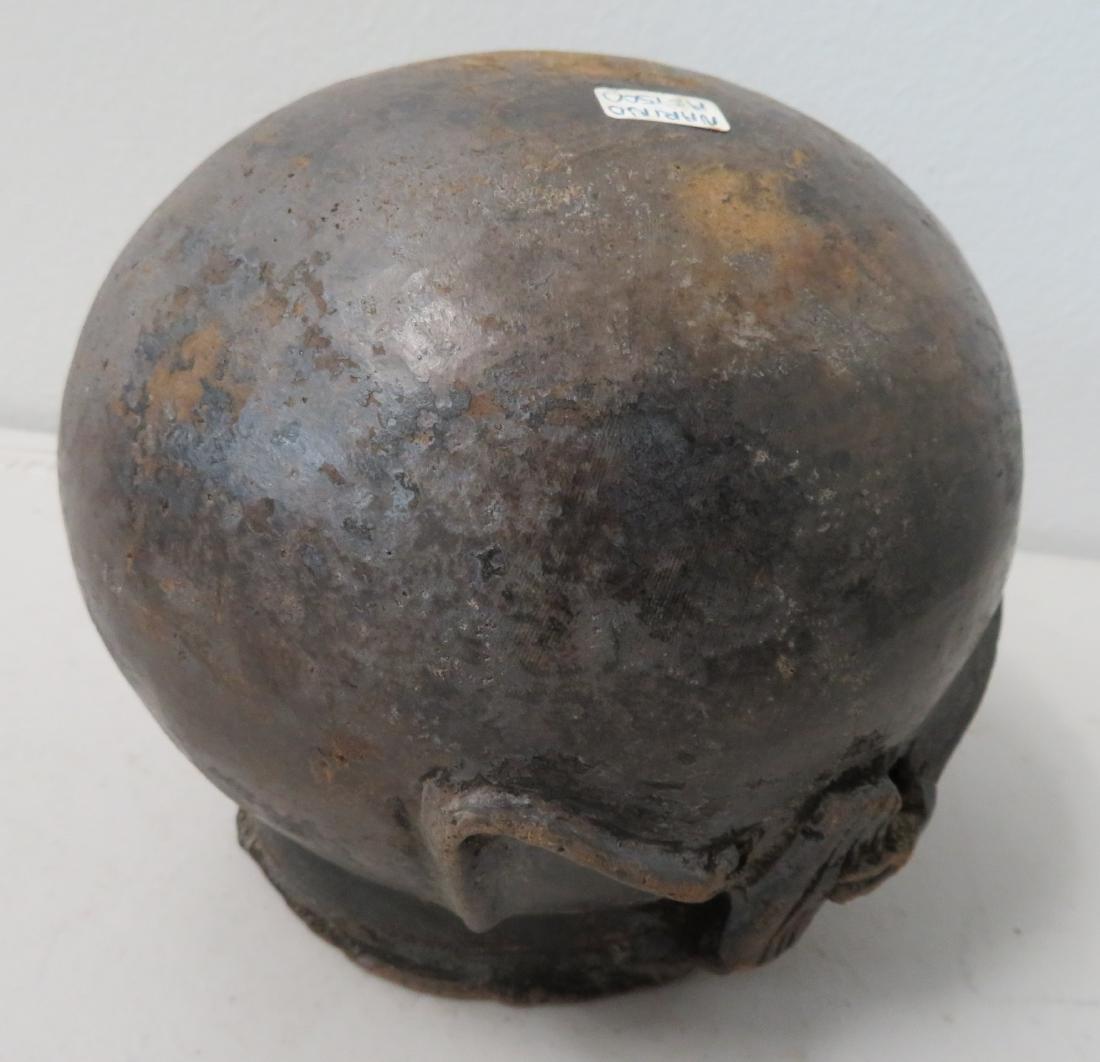 Effigy Pre-Columbian Olla - 10