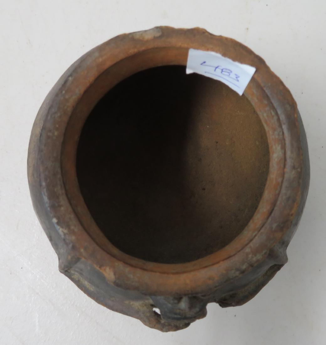 Effigy Pre-Columbian Olla - 2