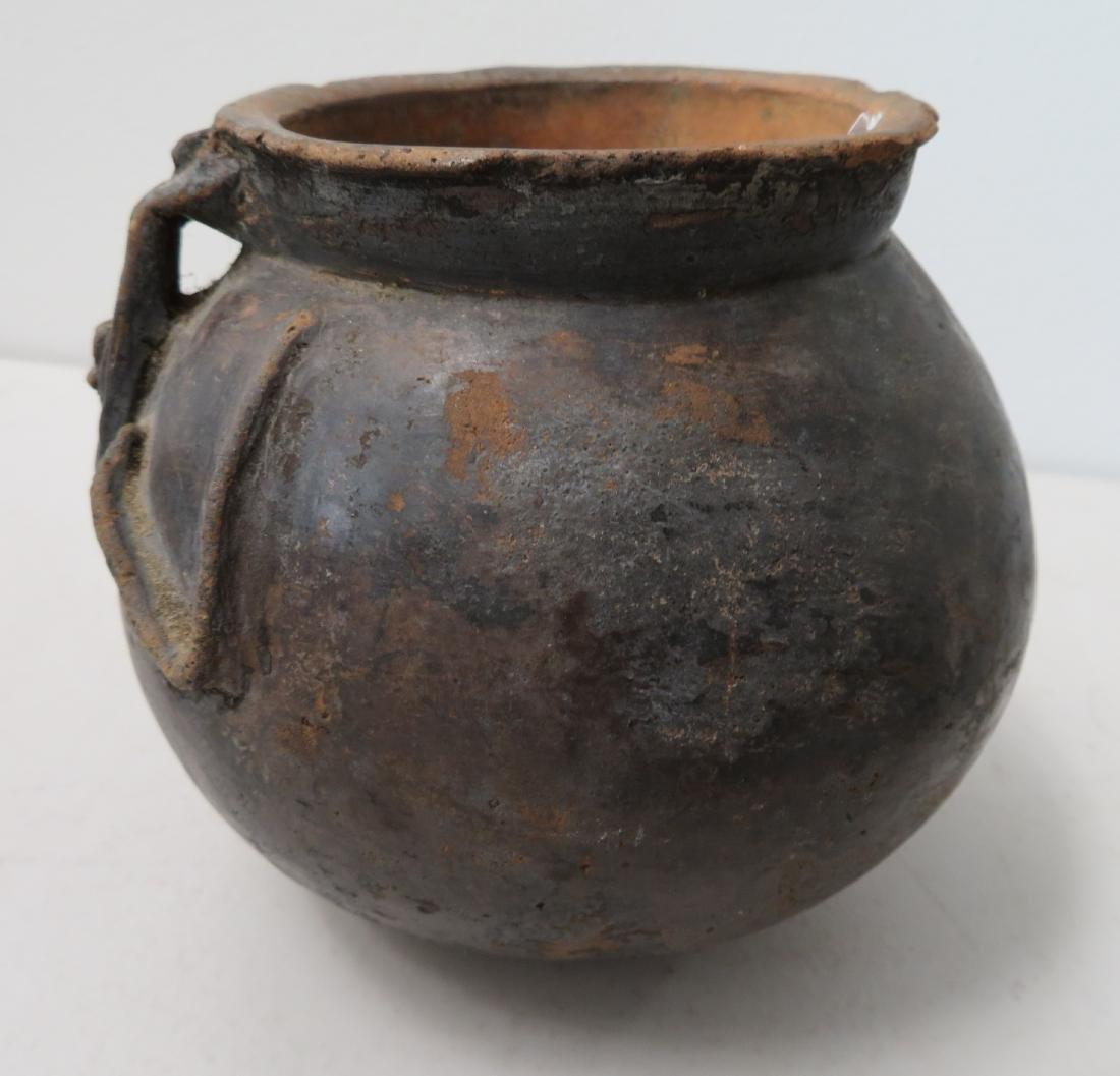 Effigy Pre-Columbian Olla - 5