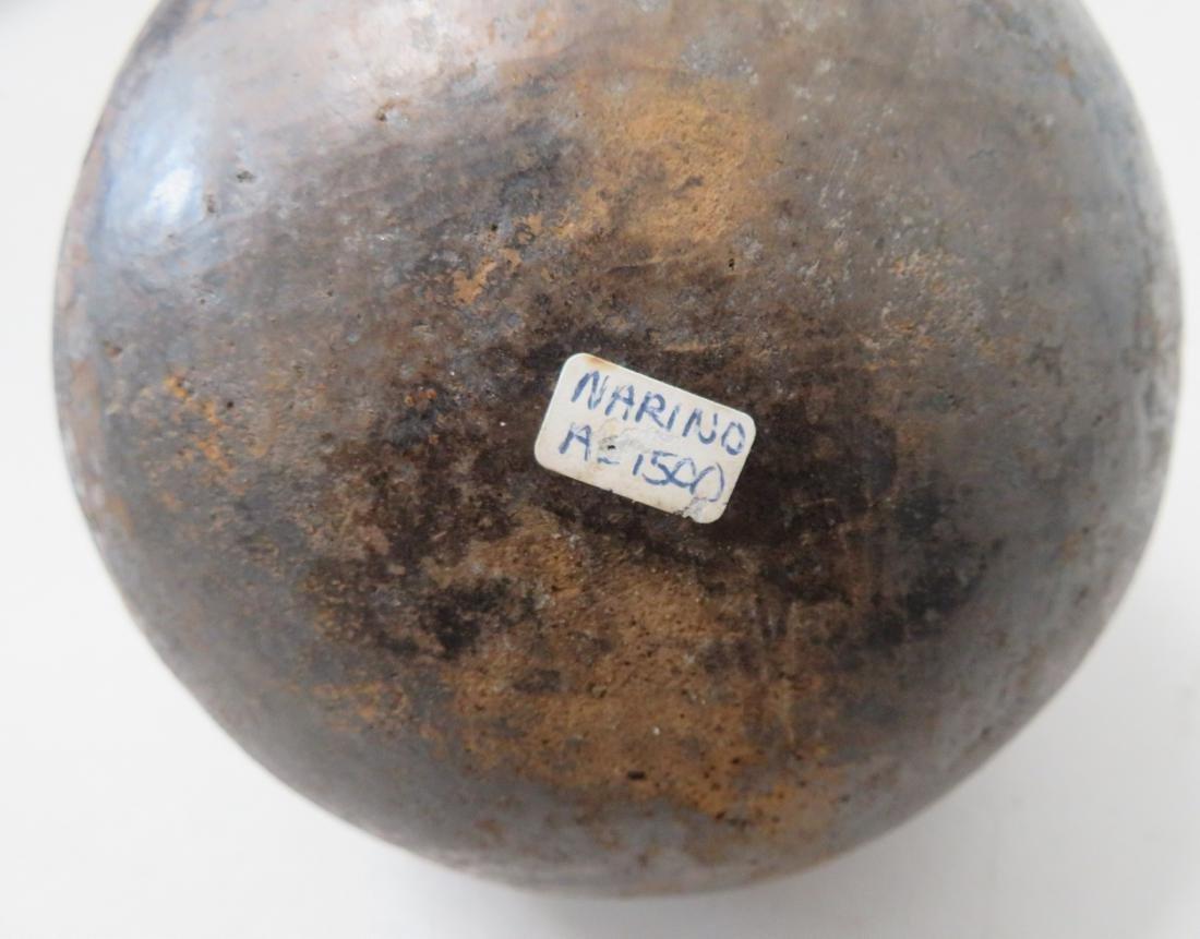 Effigy Pre-Columbian Olla - 8