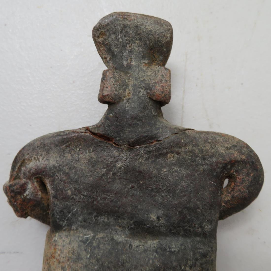 Pre-Columbian Female Figure - 9