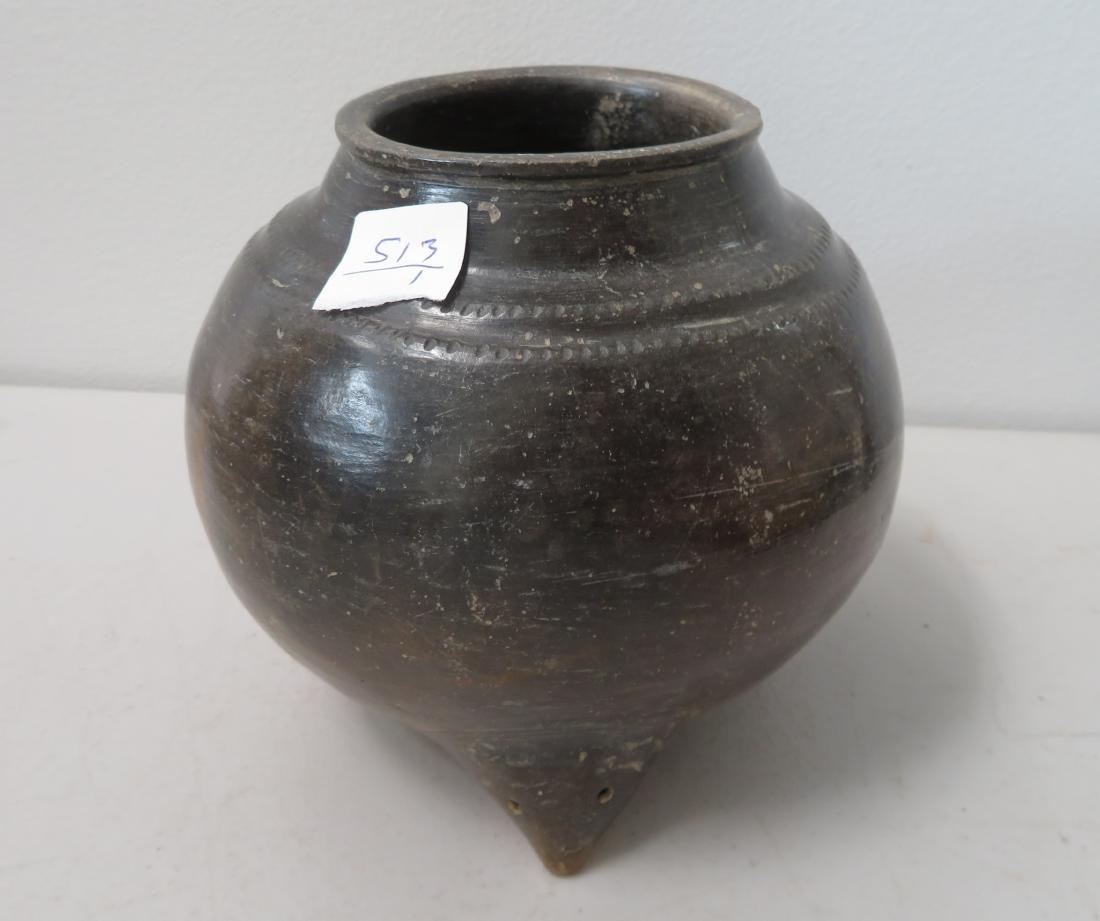 3 Pre-Columbian Ollas - 10