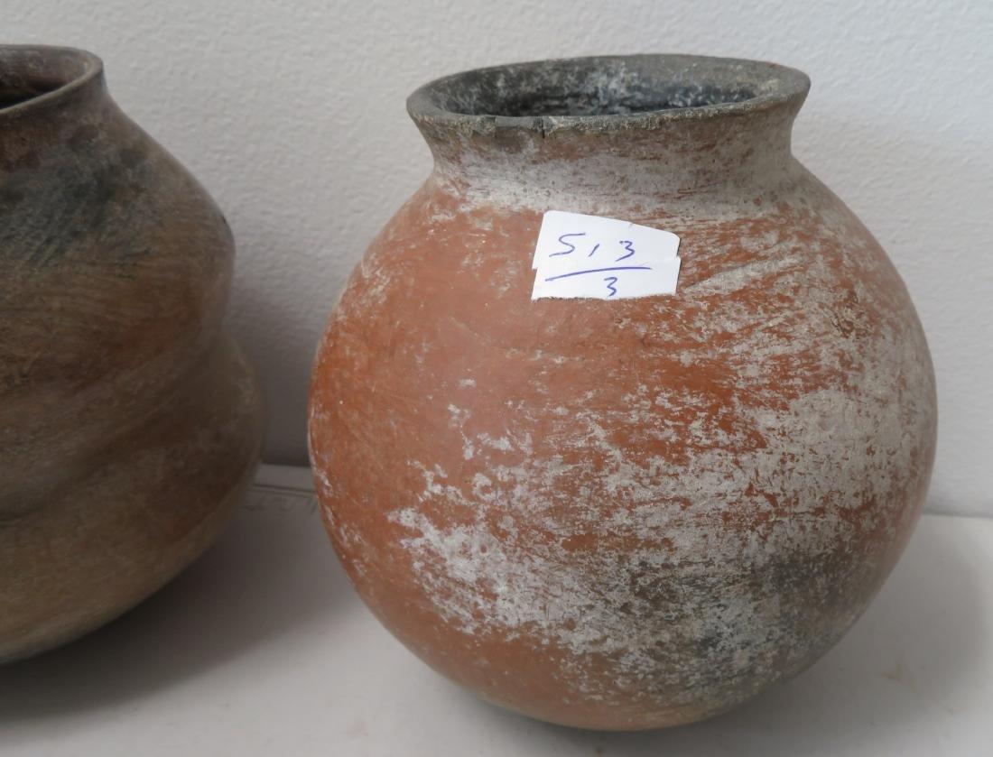 3 Pre-Columbian Ollas - 2