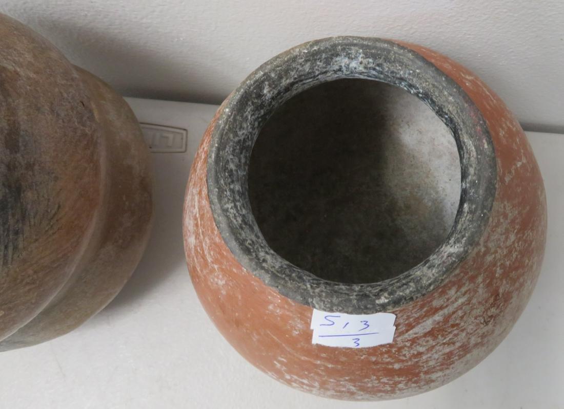 3 Pre-Columbian Ollas - 3