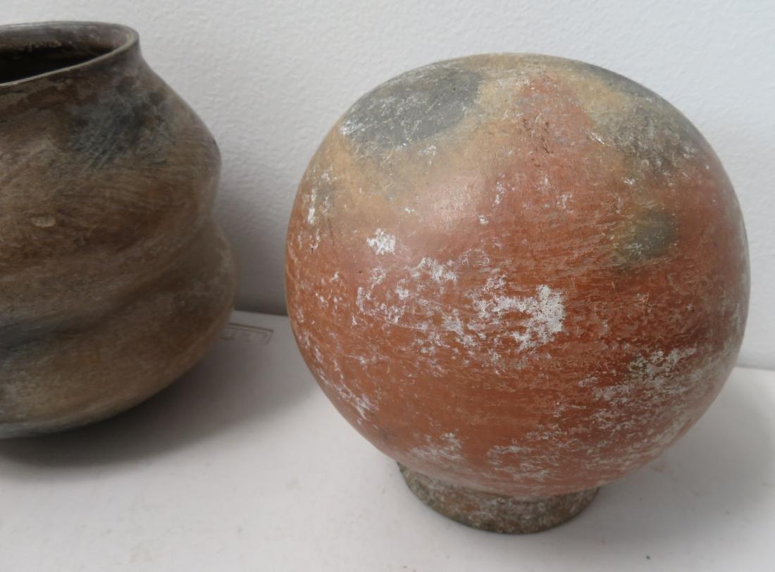 3 Pre-Columbian Ollas - 4