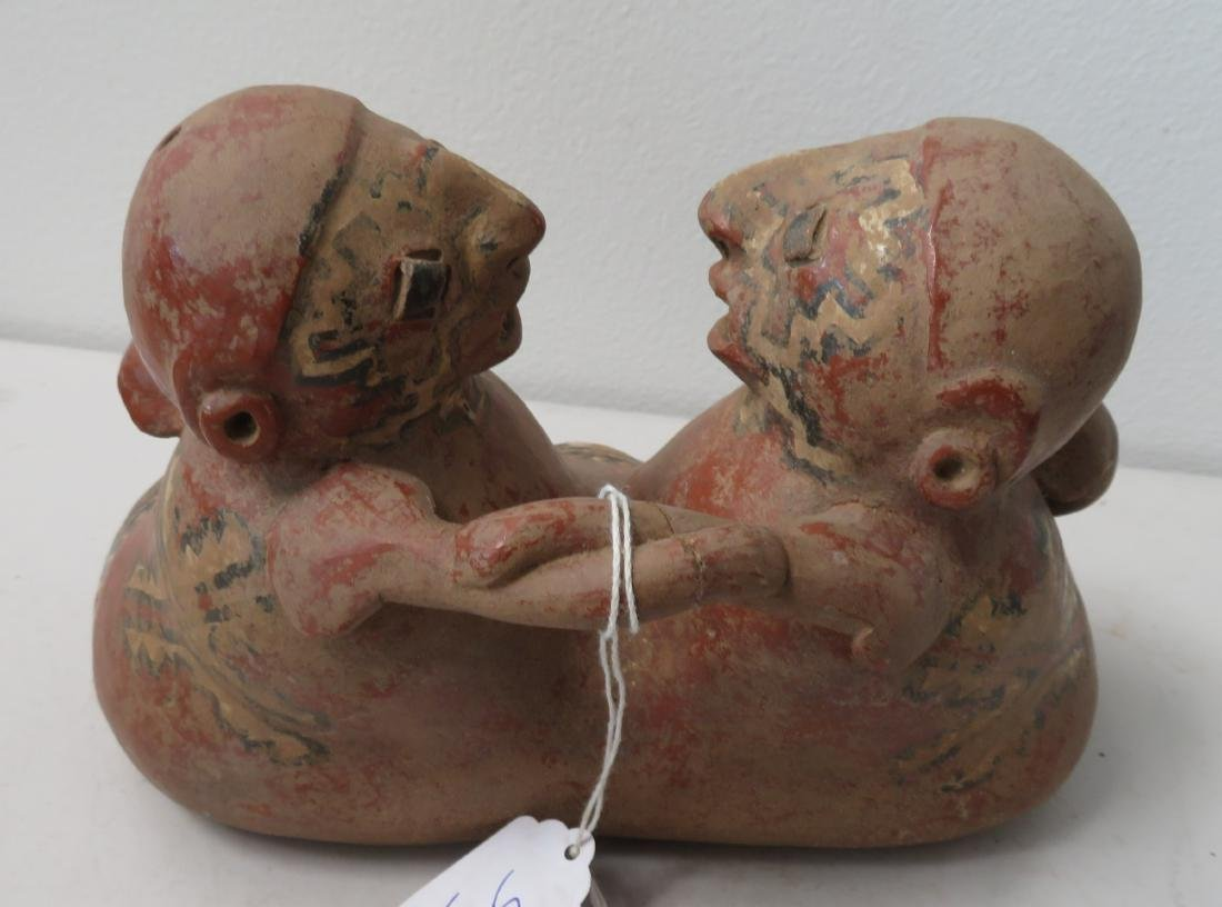 Conjoined Clay Figure - 10