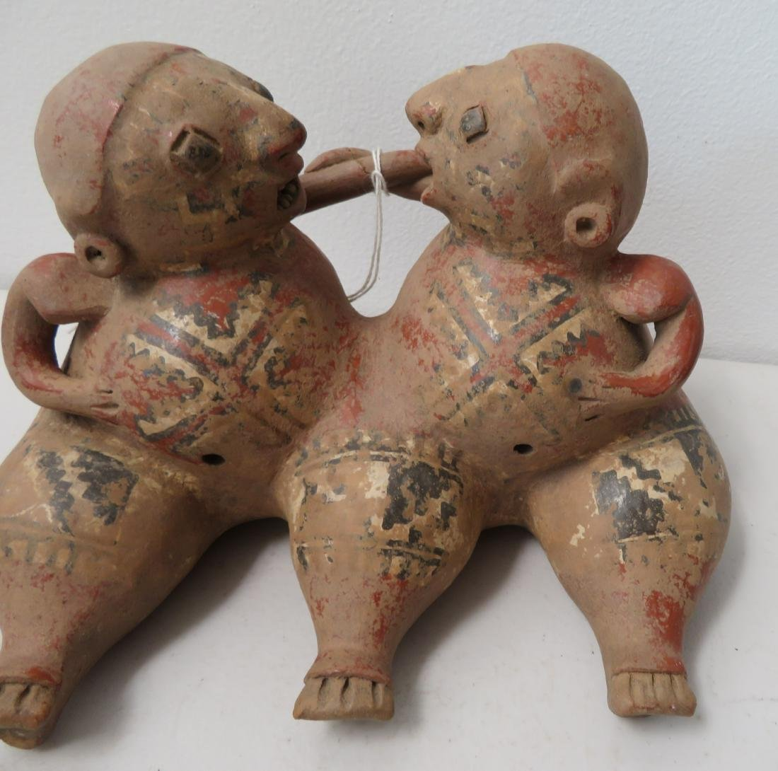 Conjoined Clay Figure - 2