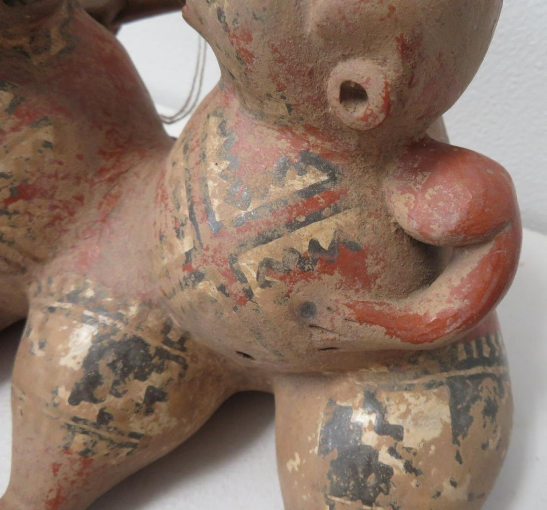 Conjoined Clay Figure - 5