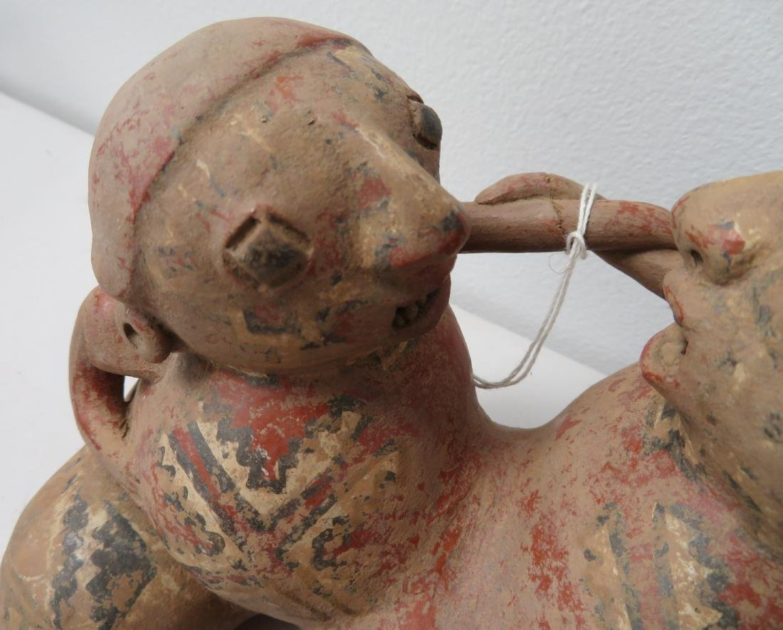 Conjoined Clay Figure - 7