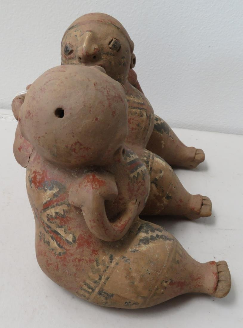 Conjoined Clay Figure - 9