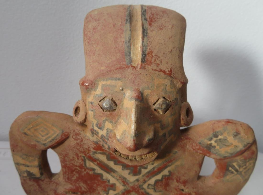 Large Ceramic Human Figure - 2