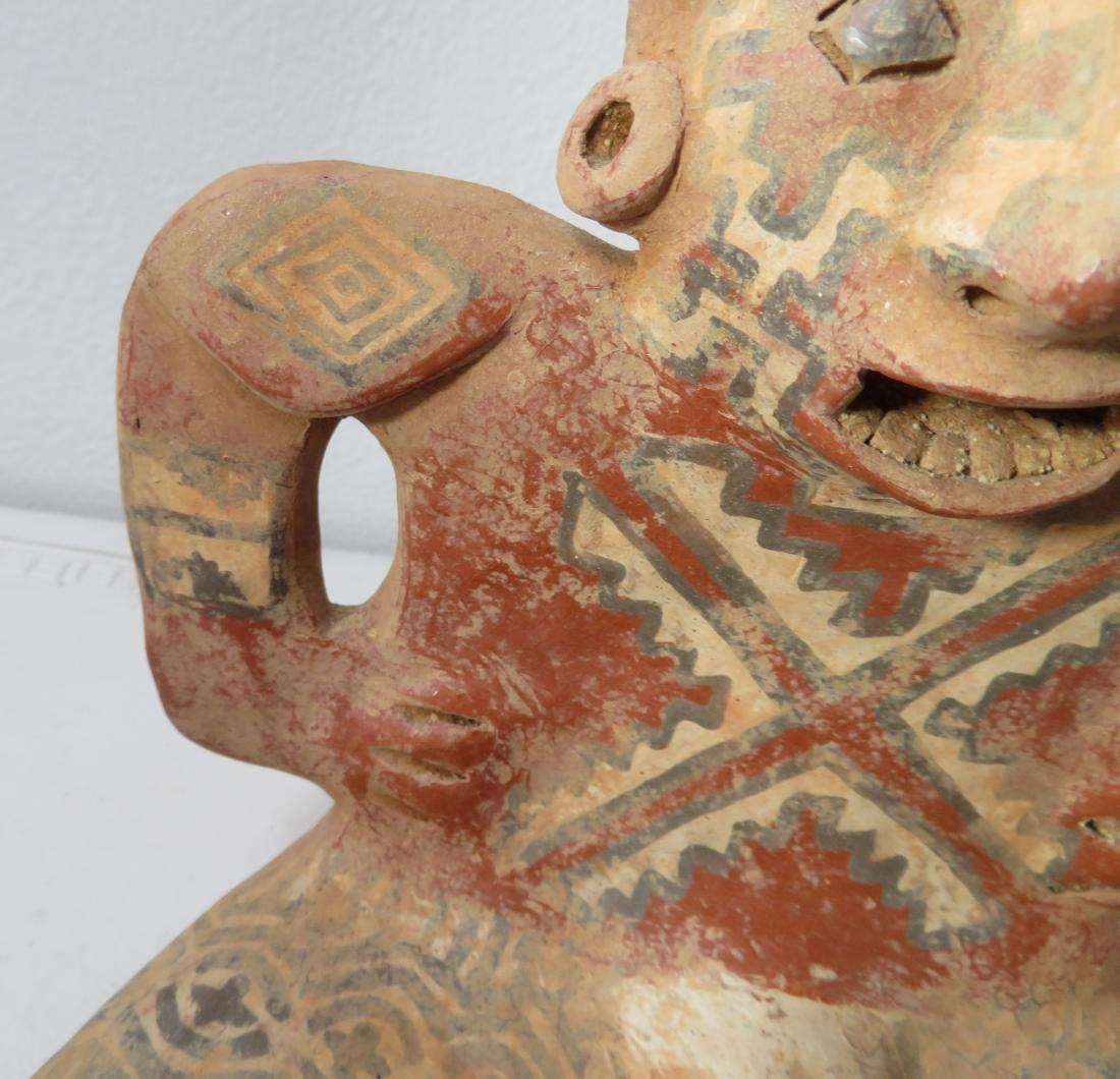 Large Ceramic Human Figure - 3