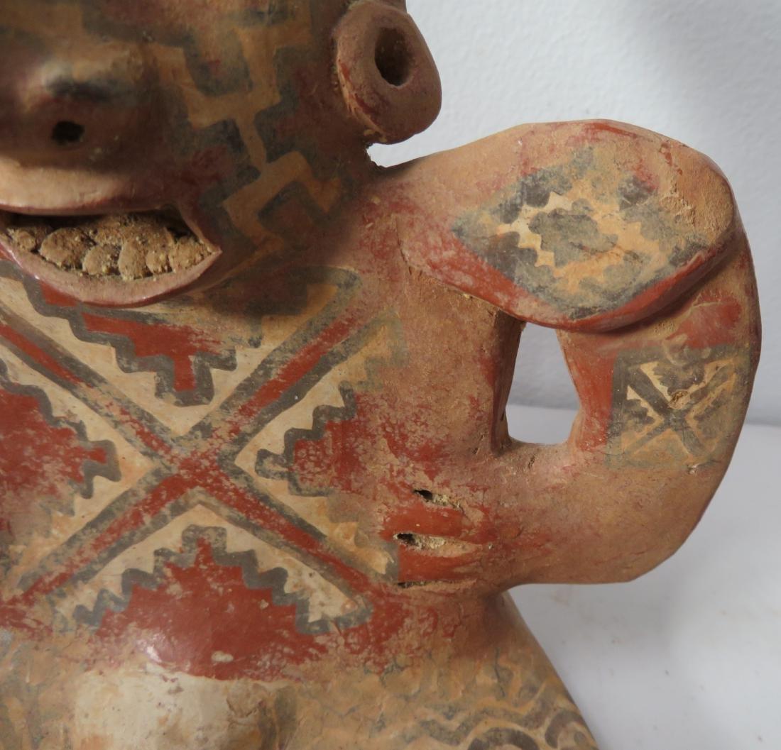 Large Ceramic Human Figure - 4