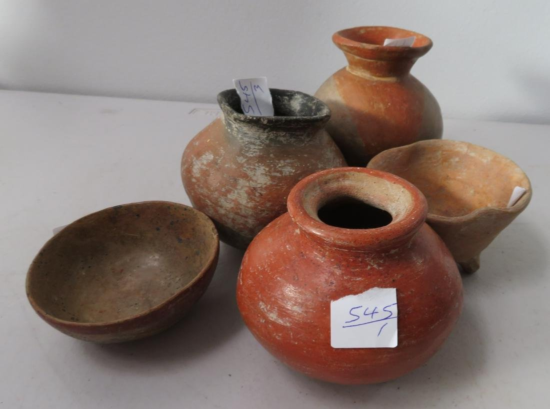 Pre-Columbian Container Collection