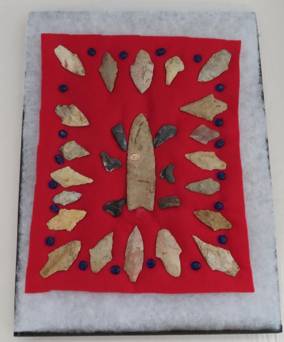 Missouri Artifact Frame
