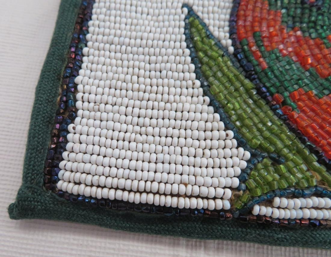 Nez Perce Beaded Bag - 4