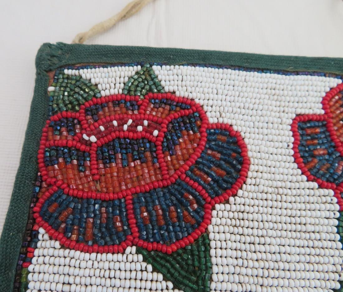 Nez Perce Beaded Bag - 7
