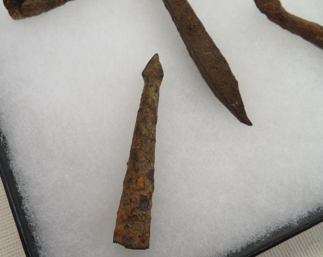 Ancient Iron Points - 3