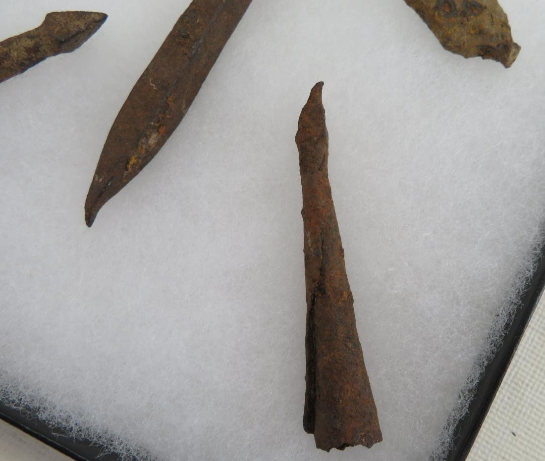 Ancient Iron Points - 4