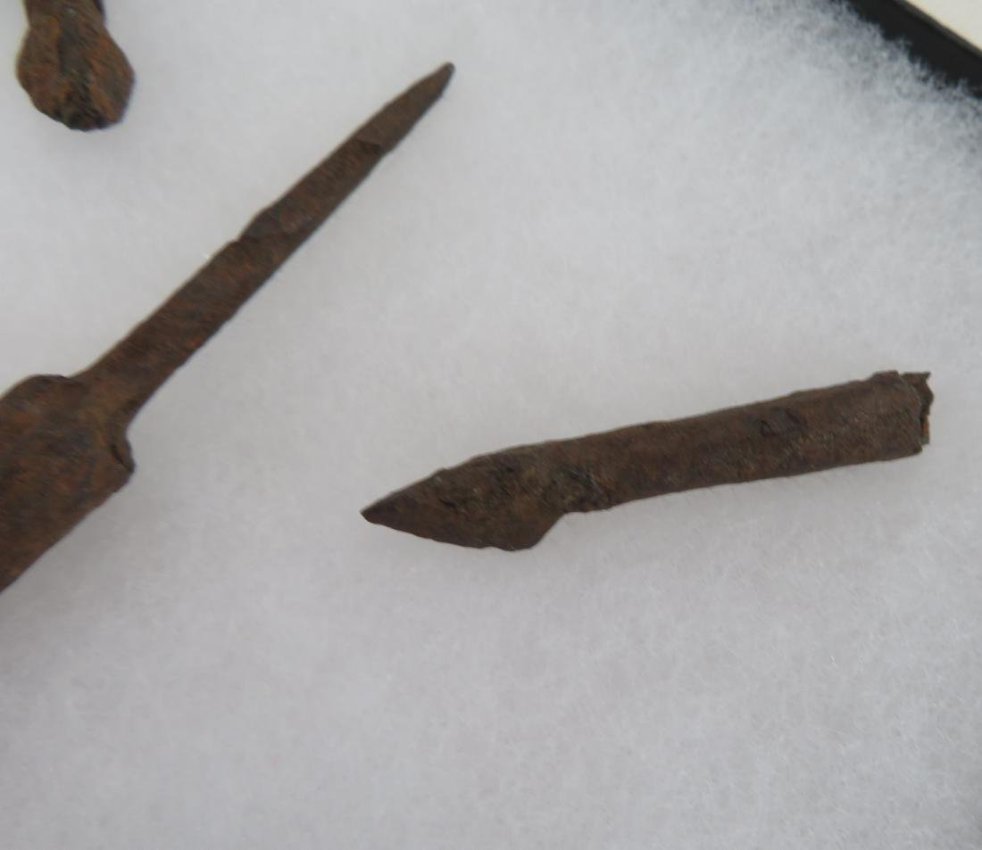 Ancient Iron Points - 7