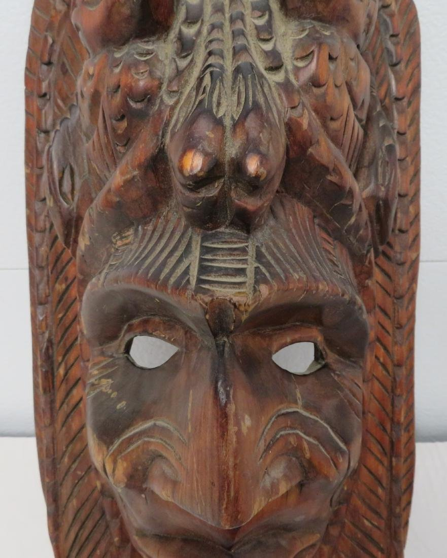 Old Mexican Mask - 3