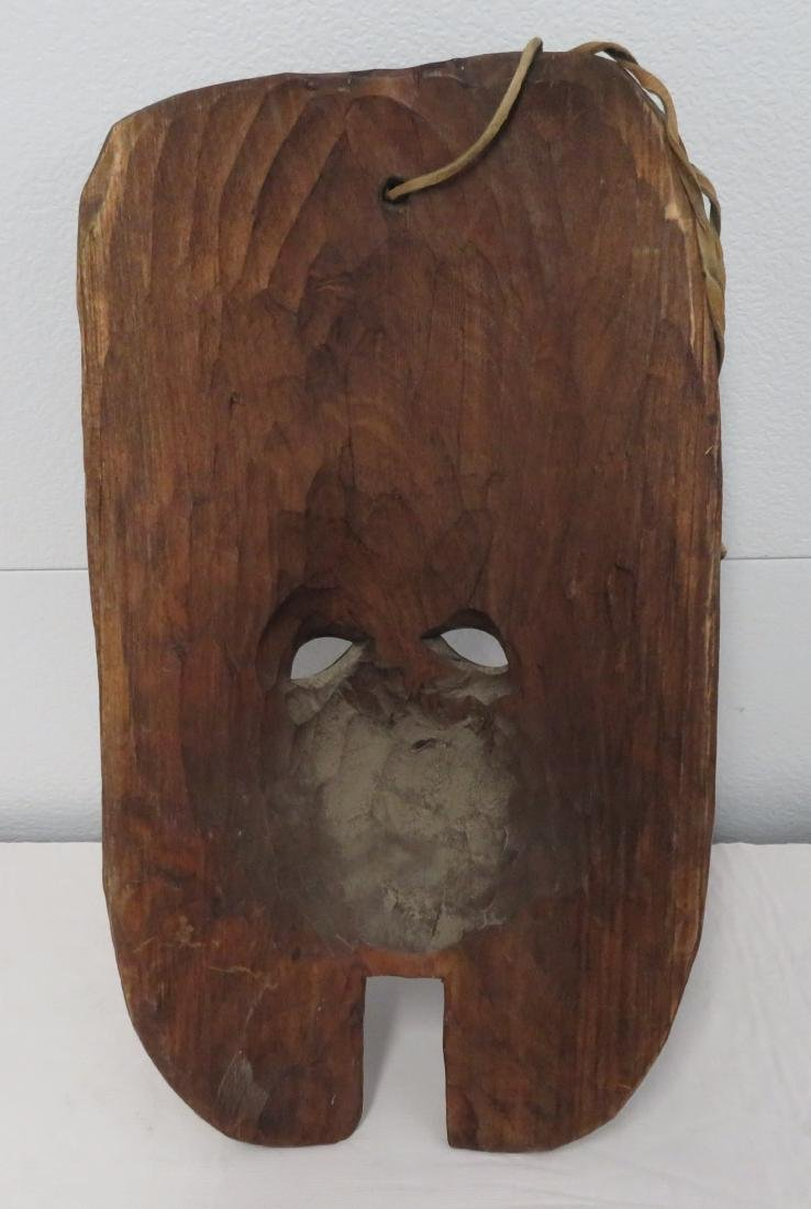 Old Mexican Mask - 8