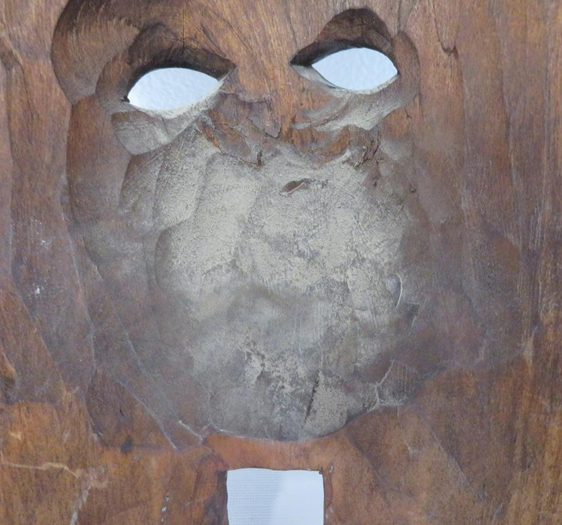 Old Mexican Mask - 9