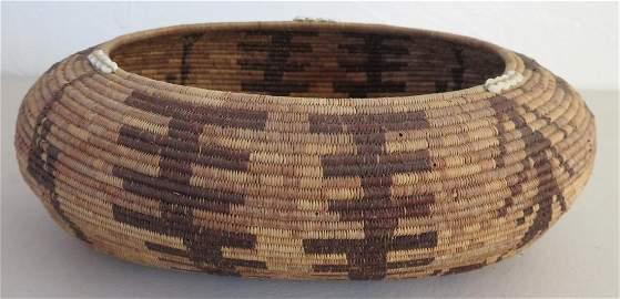 Pomo Treasure Basket