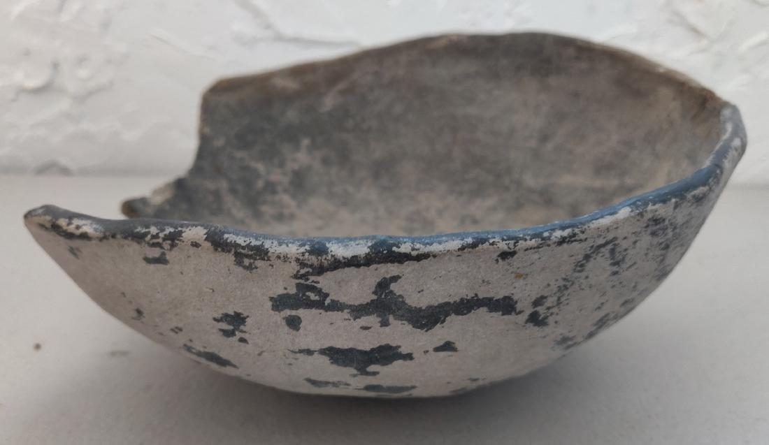 Ancient Clay Bowl - 2