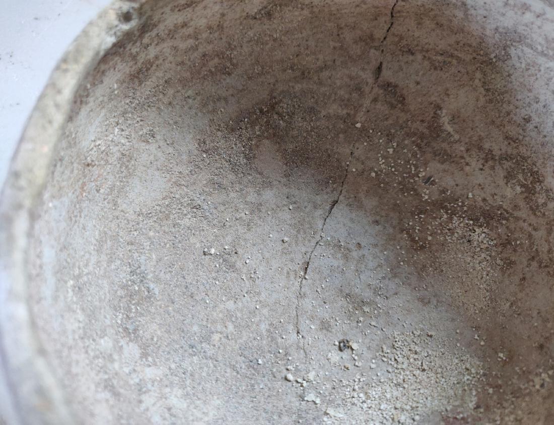 Hohokam Painted Clay Bowl - 7