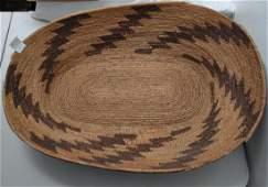 Giant Maidu Woven Basket
