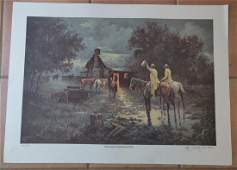 Large Print Collection of The Cripple Creek Social