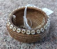 Pomo Gift Basket wShell