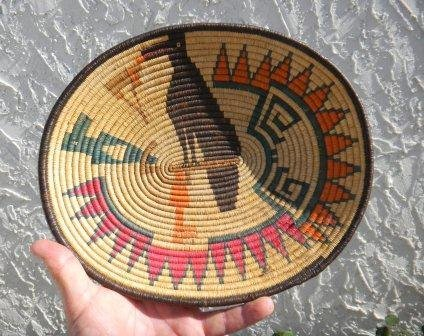 3: Basket from Panama