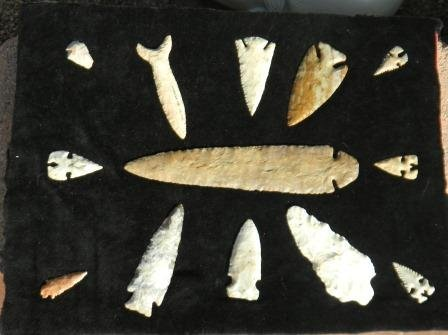 43: Missouri Arrowhead Points