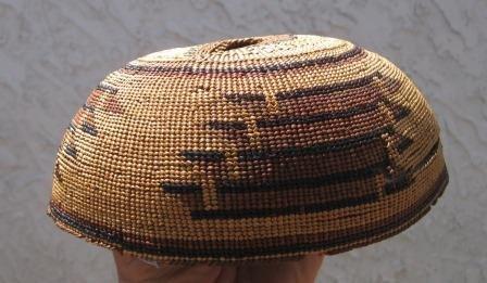 73: Hupa Hat Basket