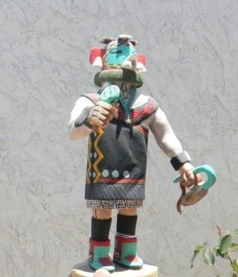 9: Kachina Hopi