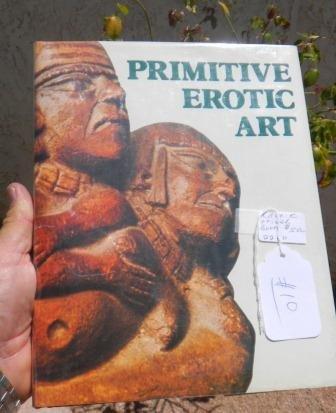 10: Primitive Erotic Art Book