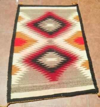 11: Navajo Chrystal Rug