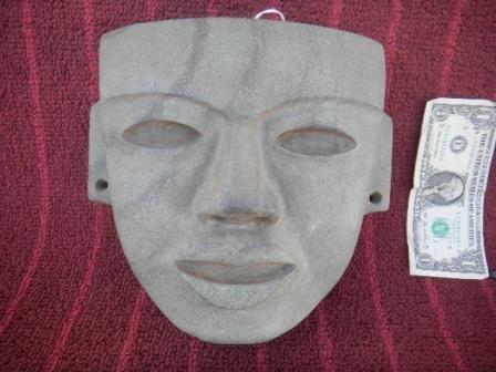 276: Teotihuacan Stone Mask