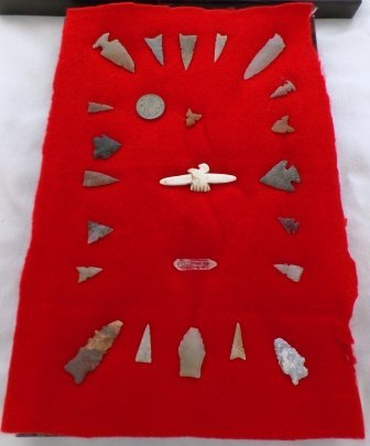 Collection of Arizona Artifacts