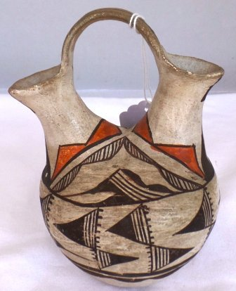 Acoma Wedding Pot