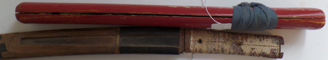 Antique Knife-WWII Japanese Tanto - 2