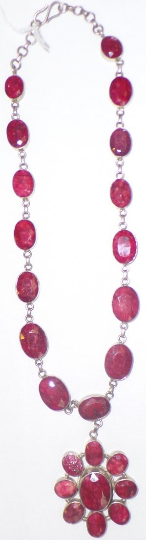 Authentic Ruby Necklace