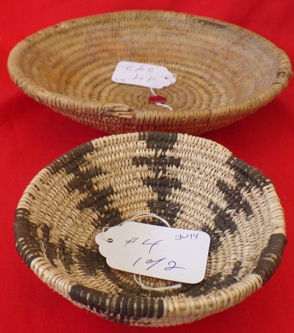 Two Apache Baskets