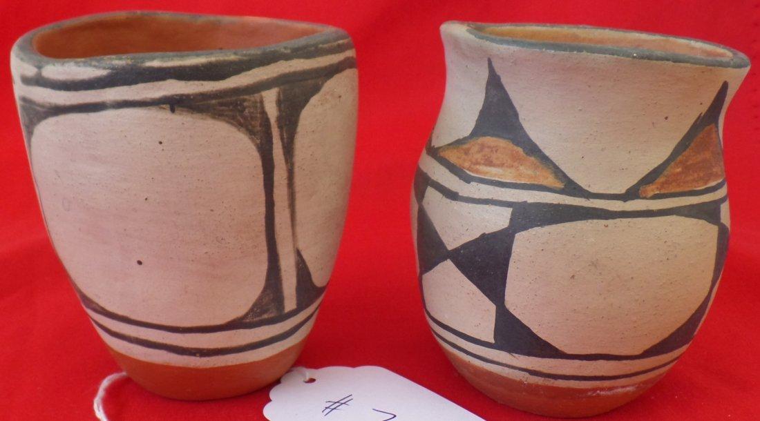 Two Santo Domingo Pots