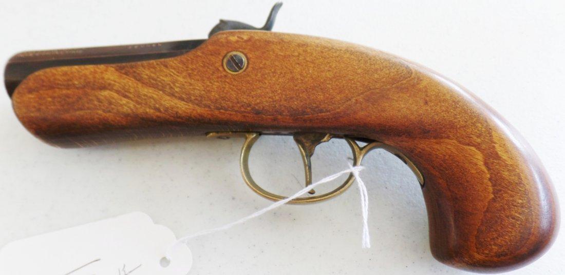 American Black Powder 45 Caliber Derringer - 2