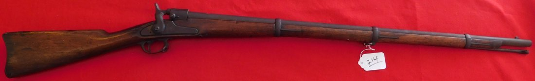 1864 Authentic Civil War Rifle