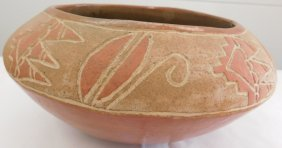 Santa Clara Pottery Olla